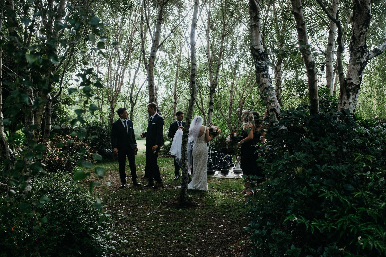 Weddings at Tree Elle Retreat